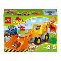 Lego Duplo 1081 Лего Дупло Экскаватор
