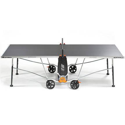 Теннисный стол всепогодный Cornilleau 150S Crossover outdoor Grey серый, фото 2