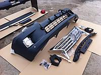 Комплект рестайлинга на Лексус ЛХ 570