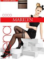 Marilyn COCO VENA Чулки полупрозрачные, фото 1