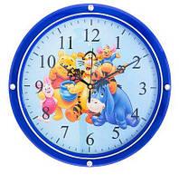 """Детские настенные часы """"Винни-Пух"""" d5"""