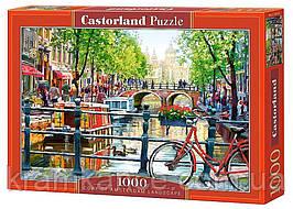 """Пазлы CASTORLAND 1000 """"Amsterdam Landscape"""" ПЗ-103133"""