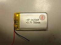 Внутренний Аккумулятор 4,2*24*44 (500 mAh 3,7V) 042540 AAA класс в Запорожье