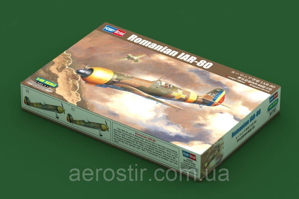 IAR-80 1/48 HOBBY BOSS 81757