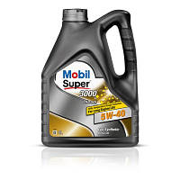 MOBIL SUPER 3000 DIESEL 5W40 4л