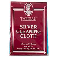 Салфетка для чистки серебра Silver Cleaning Cloth , фото 1