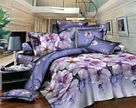 Хлопковое постельное белье семейное
