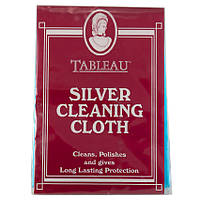 Салфетка для чистки серебра Silver Cleaning Cloth  шерстяная салфетка