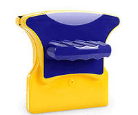 Магнитная щетка для мытья окон Glass Cleaner