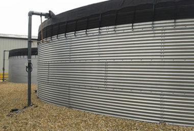 Модульный резервуар 3000 м.куб.