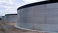 Модульный резервуар 3500 м.куб. , фото 1