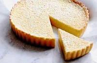 Торт с лимонным ароматом