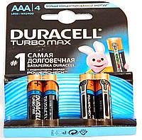 Батарейка Duracell TURBO LR03 /MN 2400 KPD 04*10 миз.