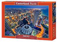 "Пазлы CASTORLAND 3000 ""Towering Dreams, Dubai"" ПЗ-300457"