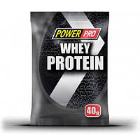 Power Pro Whey Protein 40 г