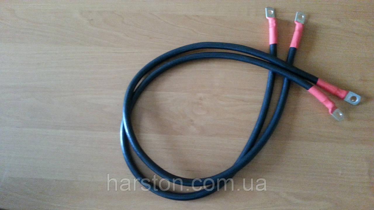 Провод медный силовой гибкий аккумуляторный 35 мм.кв 42 мм.кв 50 мм.кв (более гибкий аналог ПВ-3), США