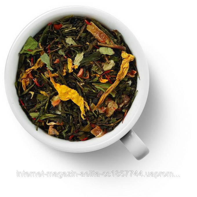 Чай зеленый Бенгальский Тигр - Интернет-магазин aelita-coffeetea.com. Выбор чая и кофе на любой вкус! в Одессе