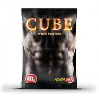 Power Pro CUBE Whey Protein 40 г
