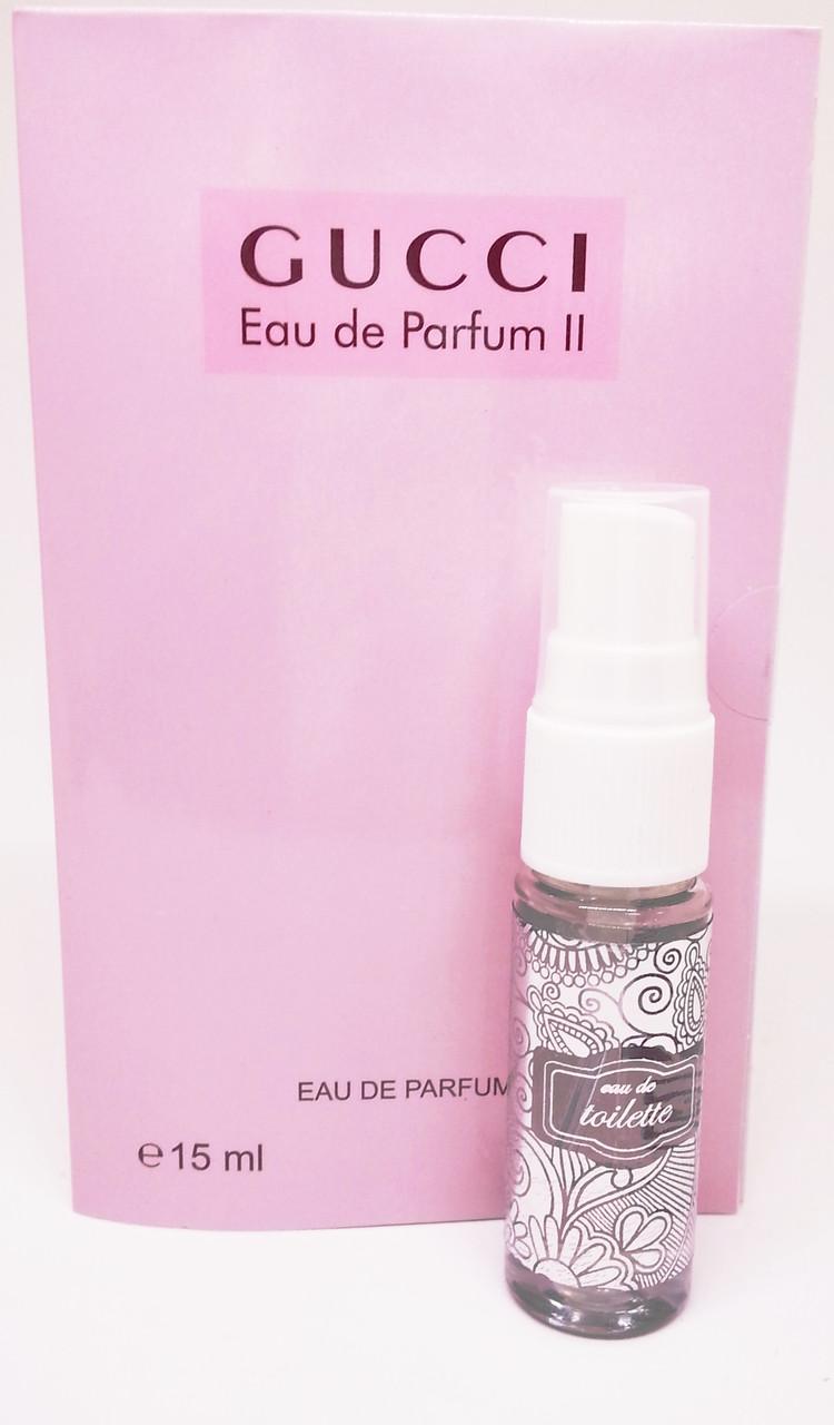 Gucci Eau De Parfum 2 Mini Parfume 15ml продажа цена в харькове