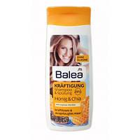 Шампунь + ополаскиватель для волос  Мед и Чиа 300мл Balea