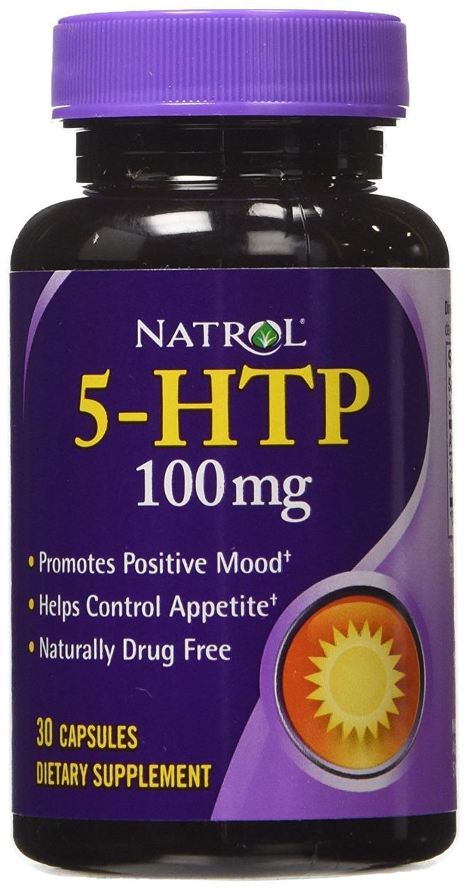 5-HTP 100 mg Natrol 30 Caps