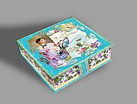 Подарочный набор с гелем для душа и махровым полотенцем