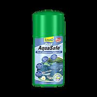 Tetra Pond AquaSafe 0,5л- средство для натуральной и безопасной воды в водоеме для рыб (735460)