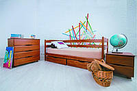 """Кровать односпальная  """"Марио с ящиками"""" (80*190), фото 1"""