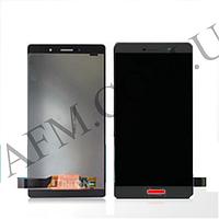 Дисплей (LCD) Huawei P8 Max (DAV- 703L) с сенсором черный