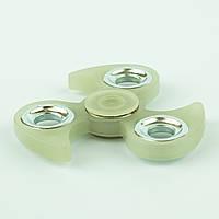 Спиннер пластиковый полупрозрачный серый Spinner plast 057-R