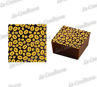 Трансферы для шоколада PAVONI SD15G (10 шт.)
