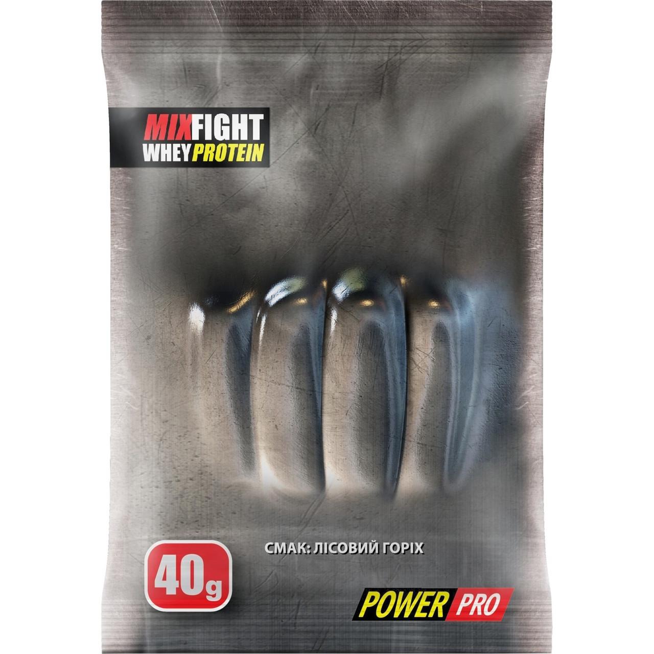 Power Pro MIXFIGHT WHEY PROTEIN 40 г