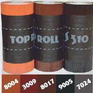 Коньковая вентиляционная лента TOP-ROLL S 310