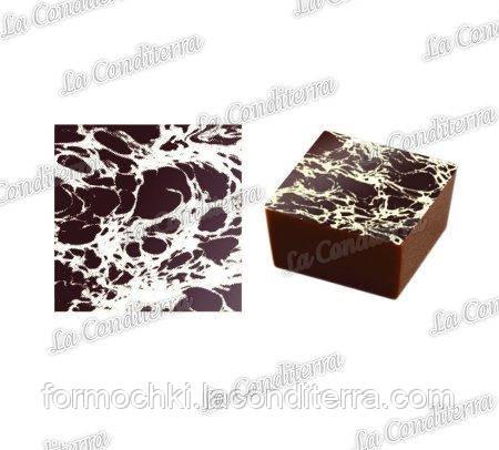 Трансферы для шоколада PAVONI SD17B (10 шт.)