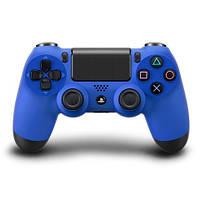Геймпад для PS4 DualShock 4 ОРИГИНАЛ/Беспроводной/синий, фото 1