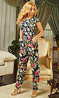 Шикарный женский комбинезон в расцветках