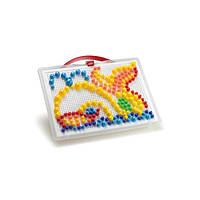 Набор для занятий мозаикой 10-15-20мм фишки 280 шт. на доске 0950-Q
