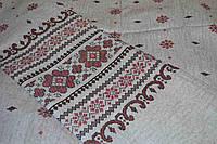 Комплект постельного белья в этно стиле из бязи Gold, вышивка