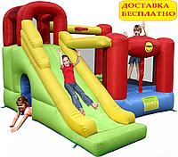 Happy Hop детский надувной центр батут, игровой  6 в 1.