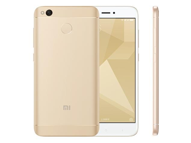 Смартфон Xiaomi Redmi 4X (3-32 Gb) Gold