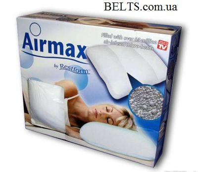 Ортопедична подушка «Хмара» для здорового сну, Airmax (Айр Макс)