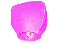 """Небесные фонарики """"Купол"""", ,1 метр ,разных цветов  Розовый"""