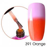Оранжевый термо финишное покрытие №391, 7,3 мл