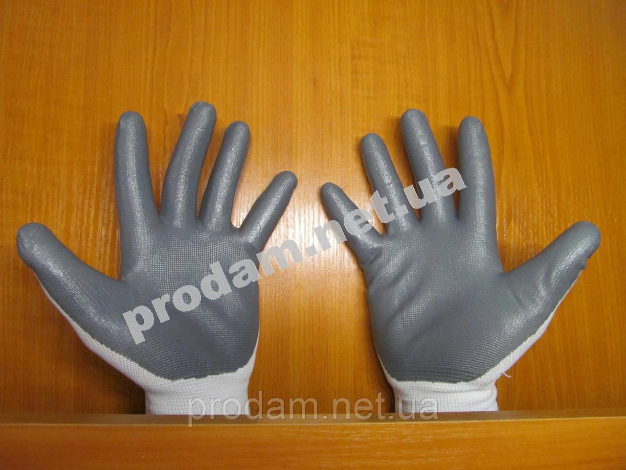 Перчатки  RTENI нитриловая