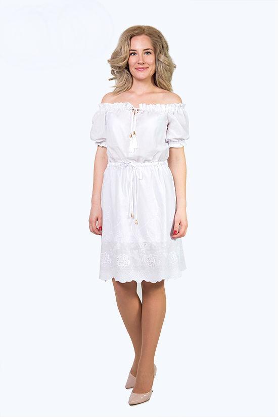 714f8a736b0 Летние женские платья с вышивкой - Оптово-розничный интернет-магазин  Fashion Way