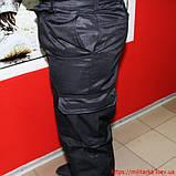 Форма тактическая полиции черная, фото 2