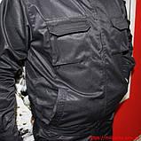 Форма тактическая полиции черная, фото 4