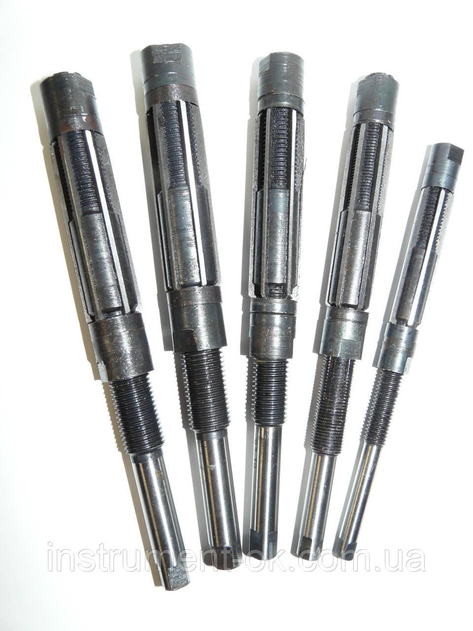 Развертка регулируемая 11.5-12.5 мм