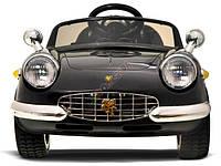 Автомобиль на аккумуляторах  на резиновых колесах+пульт.