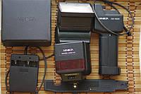 Вспышка Minolta MAXXUM 4000 AF +CG1000 + EP70  + BR1000